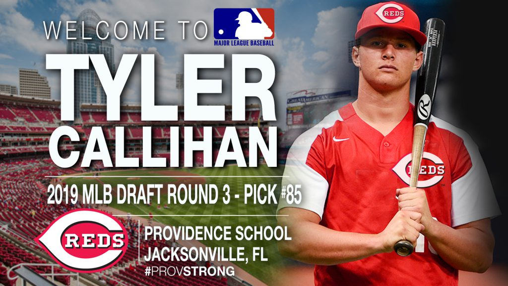 Tyler Callihan Taken 85th Overall by the Cincinnati Reds